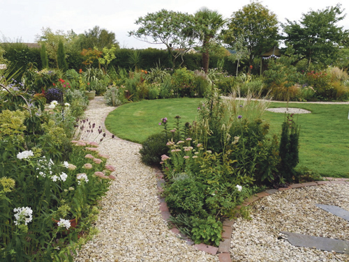 Tockington garden reaches the finals of BBC Gardeners' World competition