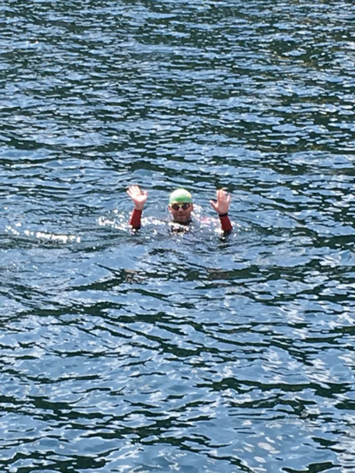 Chipping Sodbury man to attempt Channel swim
