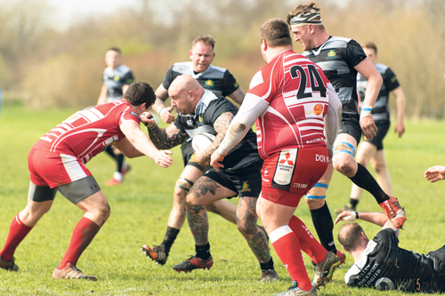 Chipping Sodbury clinch promotion as champions