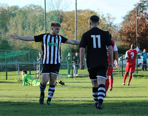 Vital three points for Sodbury