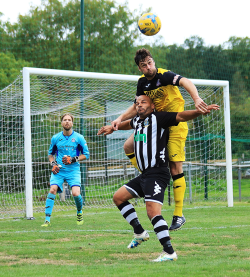 Sodbury's FA Cup run comes to an end