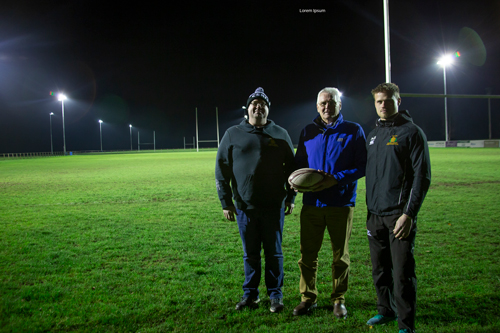 Rugby club boosted by council grants