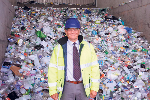 Recycling surges after black bin cuts
