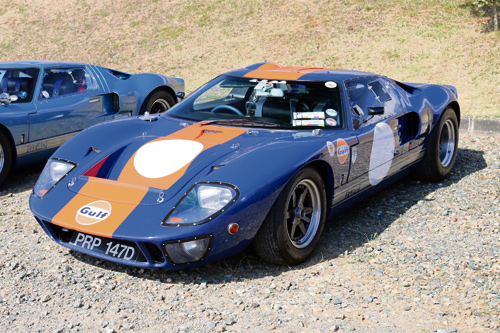 Gulf liveried Ford GT40