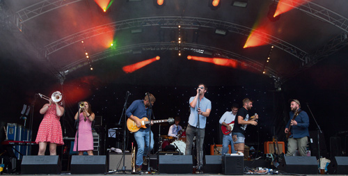 Iron Acton Music in the Meadow