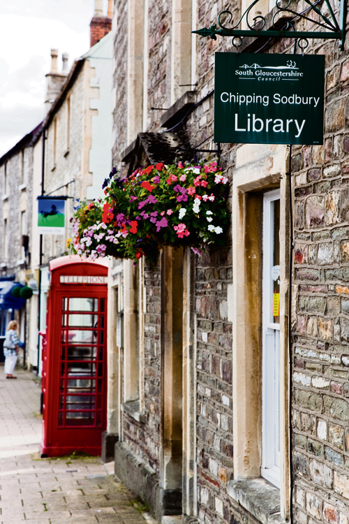 Chipping Sodbury Library