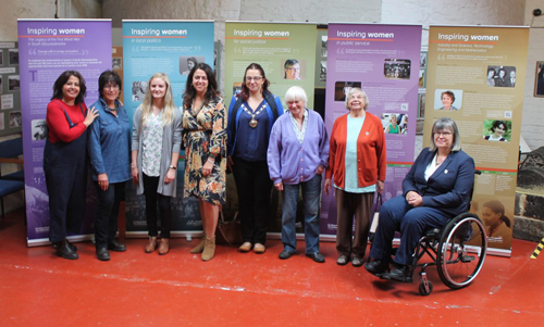 Exhibition celebrating South Gloucestershire women comes to Yate