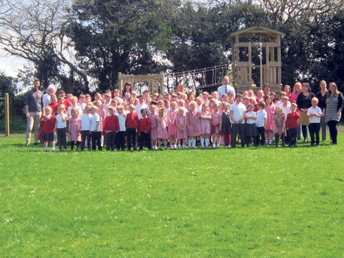 Village primary school praised in inspection