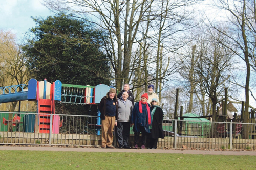Major cash boost for Yate play projects