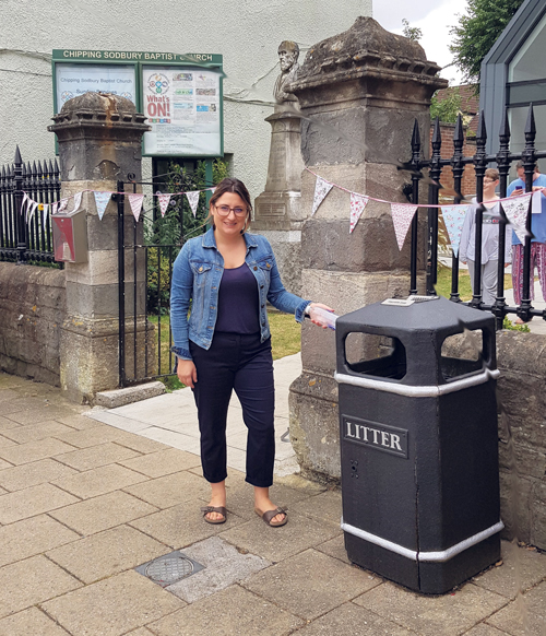 Recycling bins could come to Yate