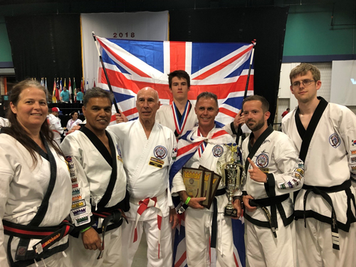 Yate Tang Soo Do student wins at World Championships