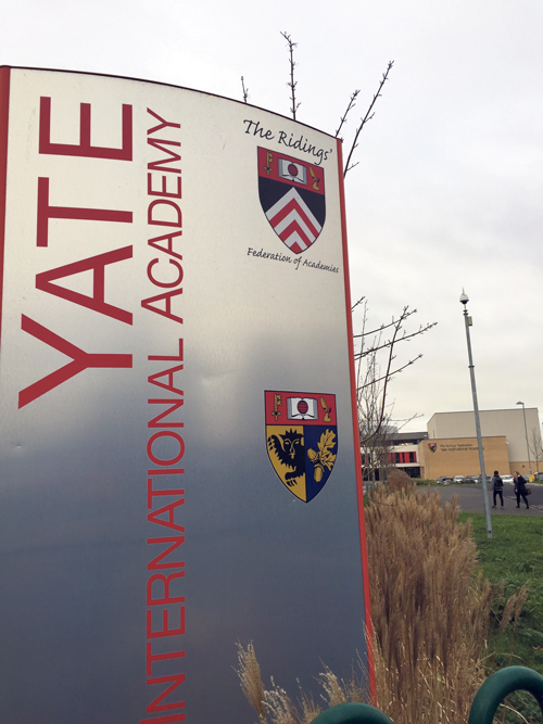 Yate Academy set to return to separate primary and secondary schools