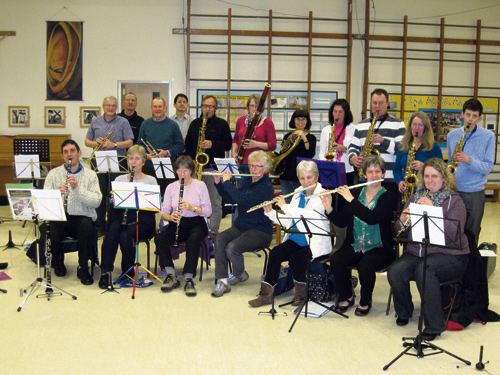 The Avon Wind Band