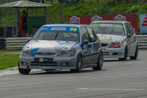 Castle Combe racing season ends in style for local drivers