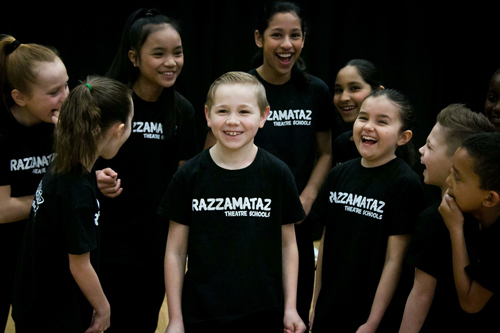 Theatre school re-launches in Yate